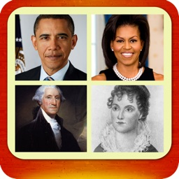 American Presidents & First Ladies Of U.S.A