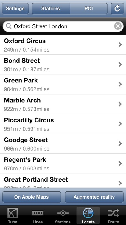 London Tube screenshot-4