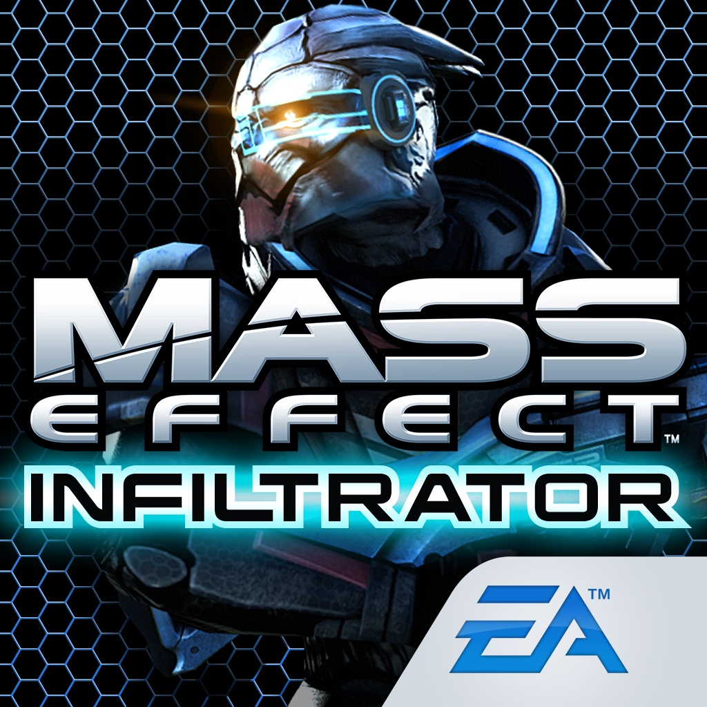 Mass Effect Infiltrator Review