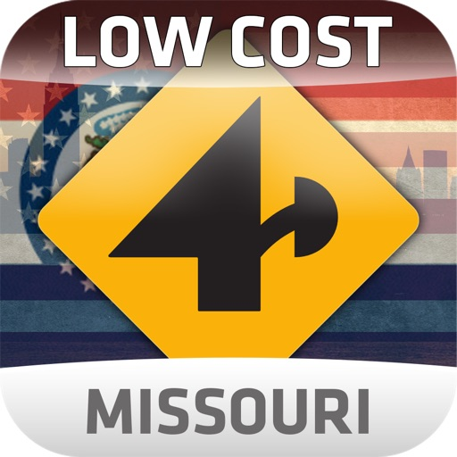 Nav4D Missouri @ LOW COST icon