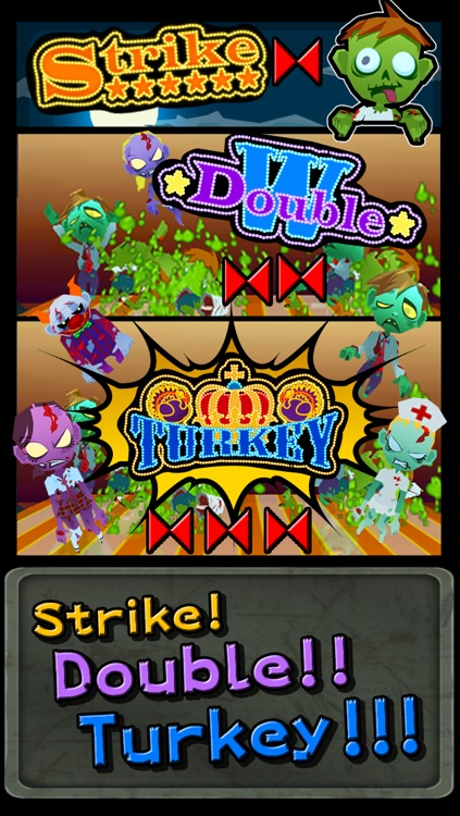 Zombie Bowling! screenshot-4