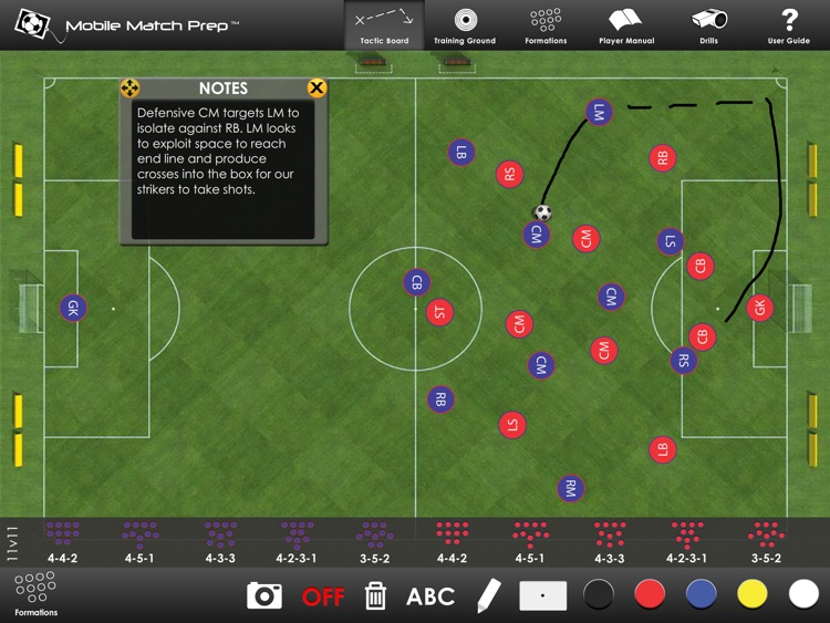 MMP Soccer screenshot-1