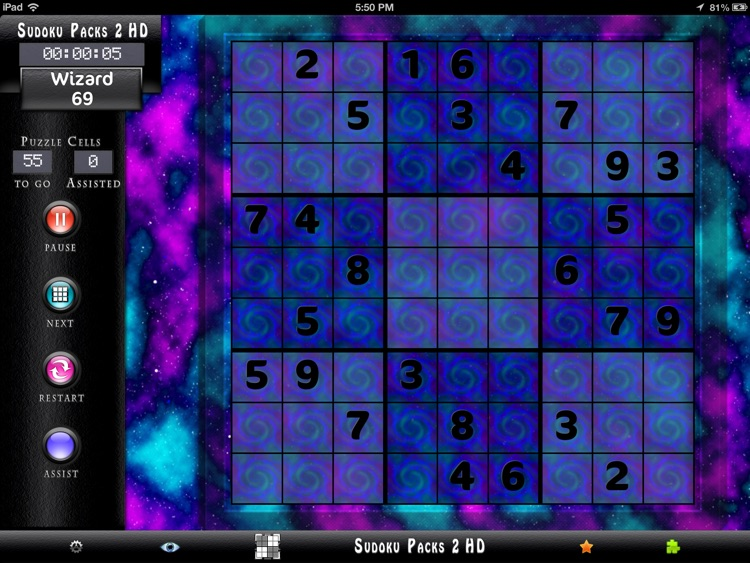 Sudoku Packs 2 HD screenshot-4