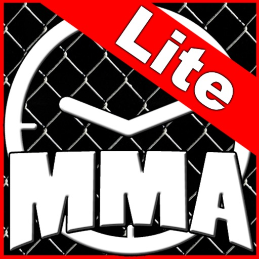 MMA Timer Lite - Free Mixed Martial Arts Round Interval Timer