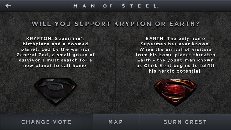 Man Of Steel Experience Canada By Warner Bros