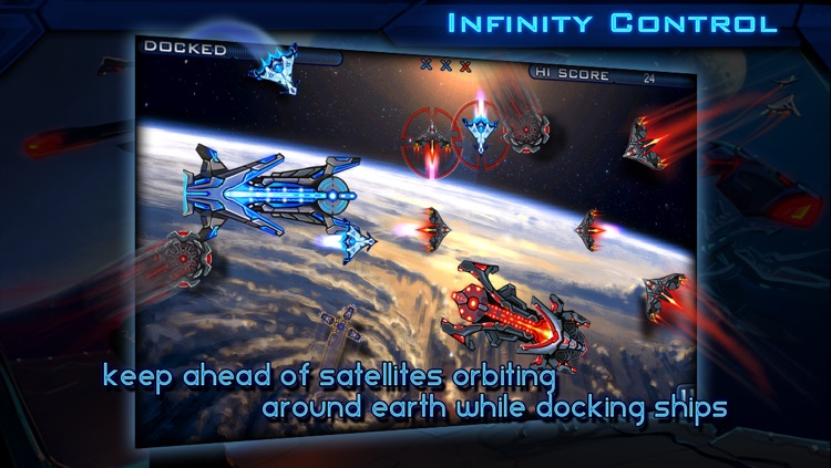 Infinity Control: Starseed