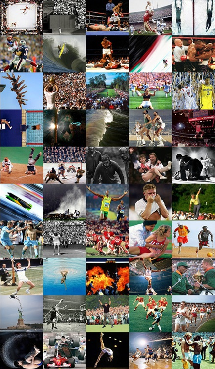 Greatest Sports Photos/Moments of All Time