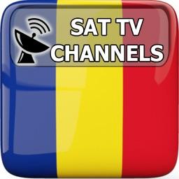 Romania TV Channels Sat Info
