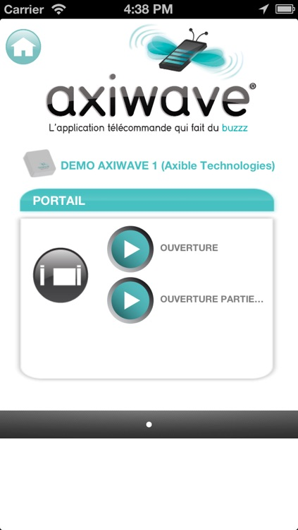Axiwave