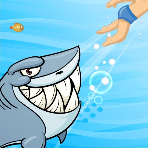Wild Shark Attack Chase icon