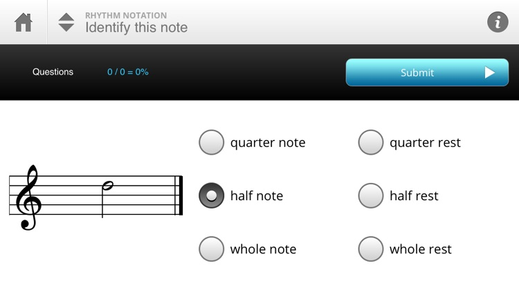 Musition Rhythm Notation screenshot-1