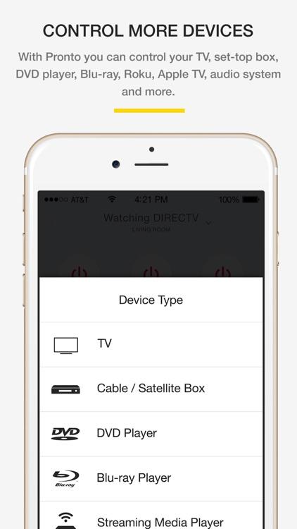 Peel Smart Remote: TV guide & Universal Remote screenshot-4