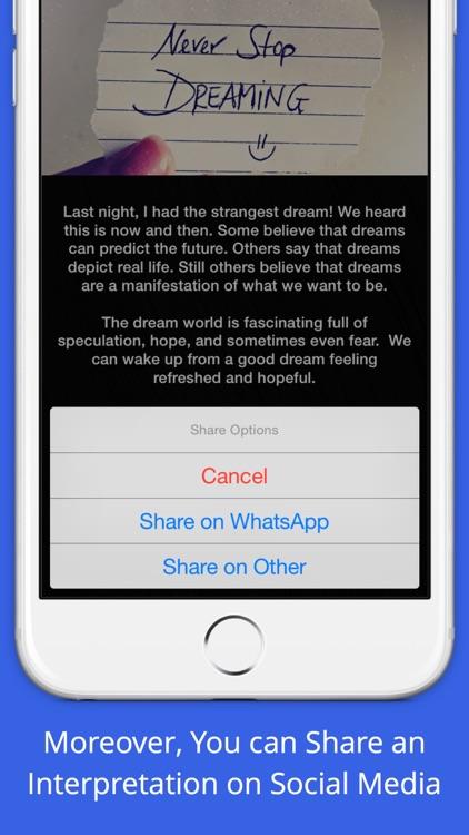 iDreams Pro - Dreams Interpretation Guide screenshot-3