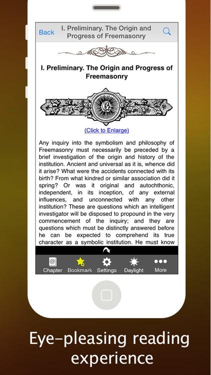 The Symbolism of Freemasonry (Illustrated Edition) screenshot-3