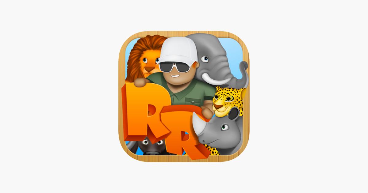 Rescue Ranger The Free Safari Game To Help Save The Rhino App