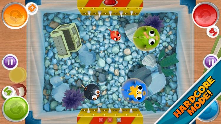 Bubble Fish Party screenshot-4