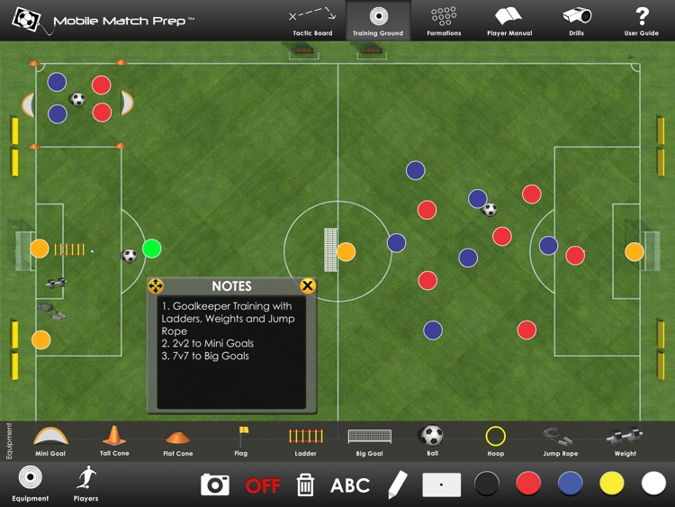 MMP Soccer screenshot-2