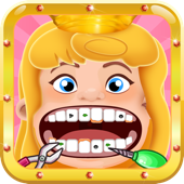 A Lil Princess Royal Dentist Cavity Smasher