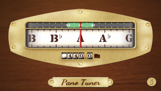 Free Chromatic Tuner review screenshots