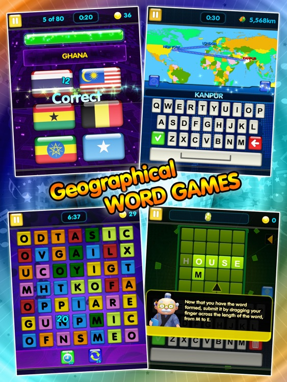 All Word Games HD screenshot-3
