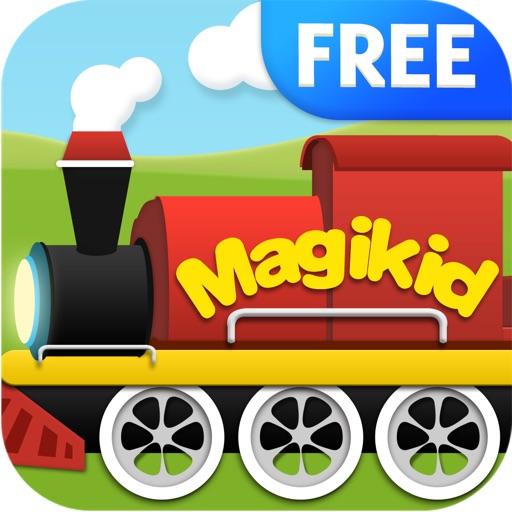 Magikid Train Free