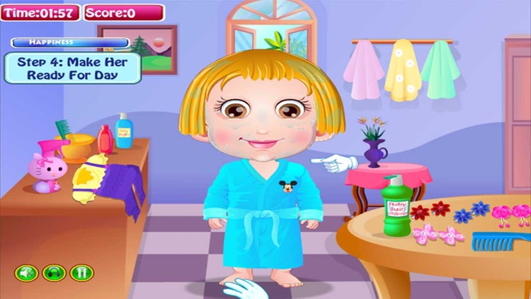Lovely Baby Cut Hair screenshot-4