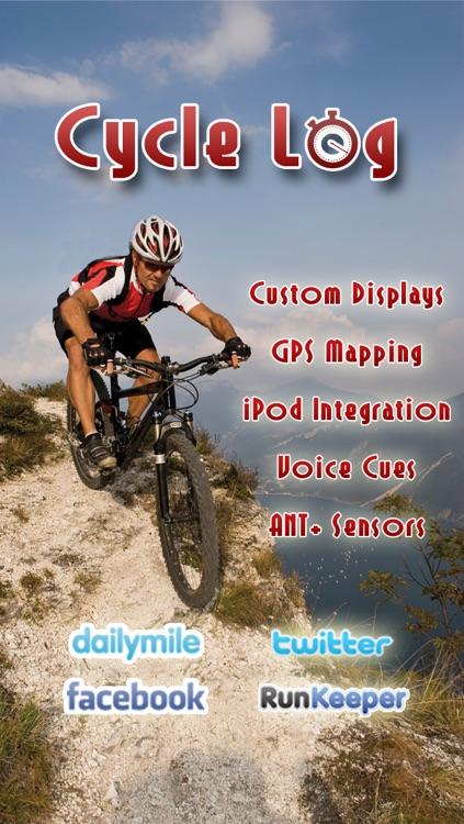 Cycle Log Pro - GPS Bike Computer