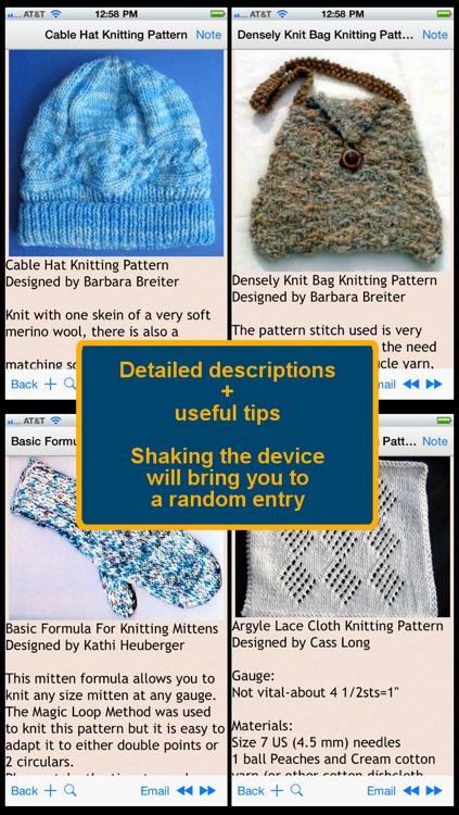 300 Knitting Patterns