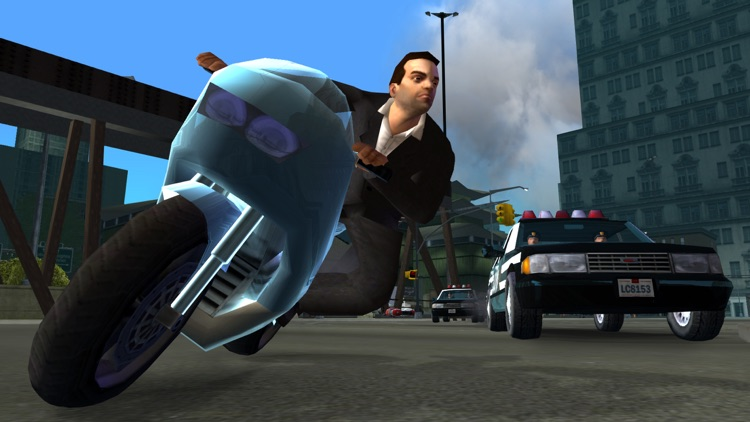GTA: Liberty City Stories screenshot-0