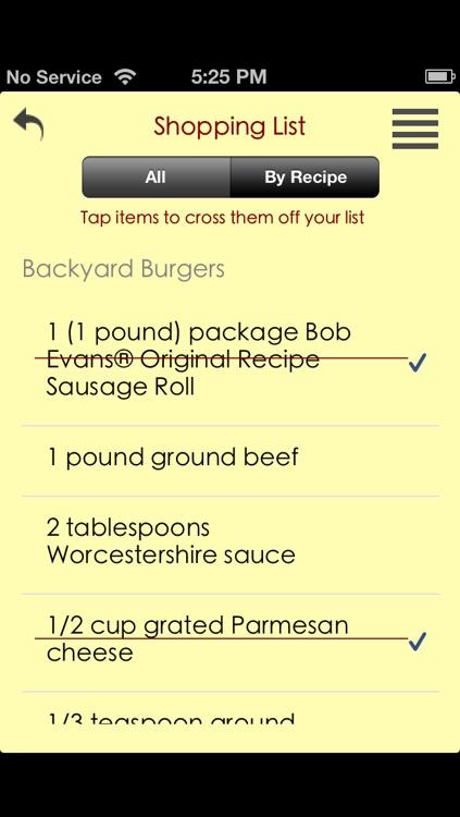 Recipedia - Cookbook and Recipe Finder screenshot-4