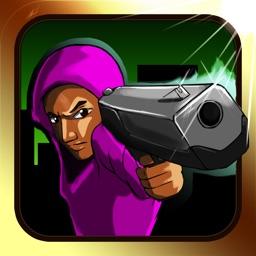 Gangsters vs Aliens - Free Cool Shooting Runner Game