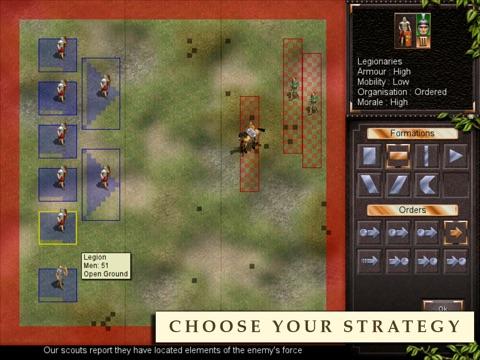 Скачать игру Slitherine's Legion