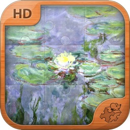 Claude Monet Jigsaw Puzzles  - Play with Paintings. Prominent Masterpieces to recognize and put together