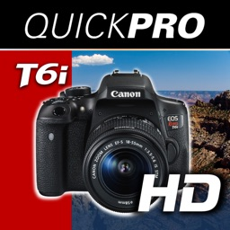 Canon T6i from QuickPro