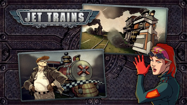 Jet Trains Screenshot