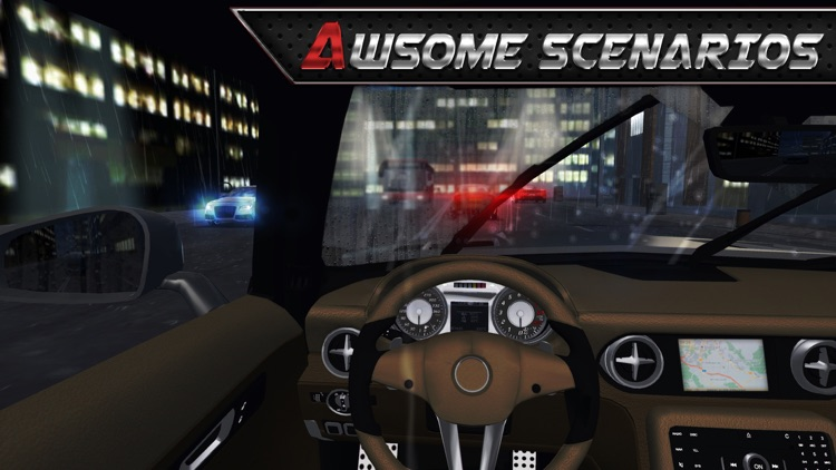 Real Driving 3D screenshot-3