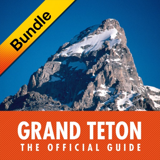 Grand Teton National Park & Jackson Hole - The Official Guide (Best of Bundle)
