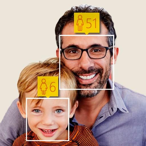 How Old Do I Look? - App for Microsoft Face API iOS App