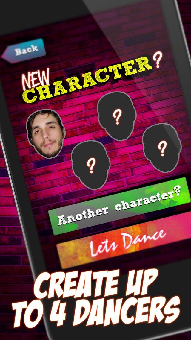 Harlem Shake Yourself! The Best Funny Dance Video Maker Screenshot on iOS