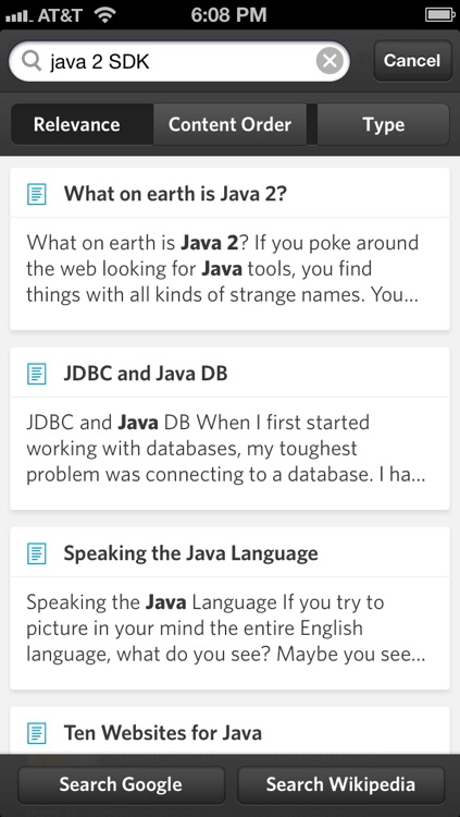 Java For Dummies - Official How To Book, Interactive Inkling Edition screenshot-1