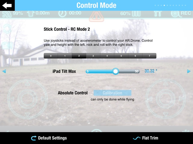 Drone Control - Remote Control your AR Drone