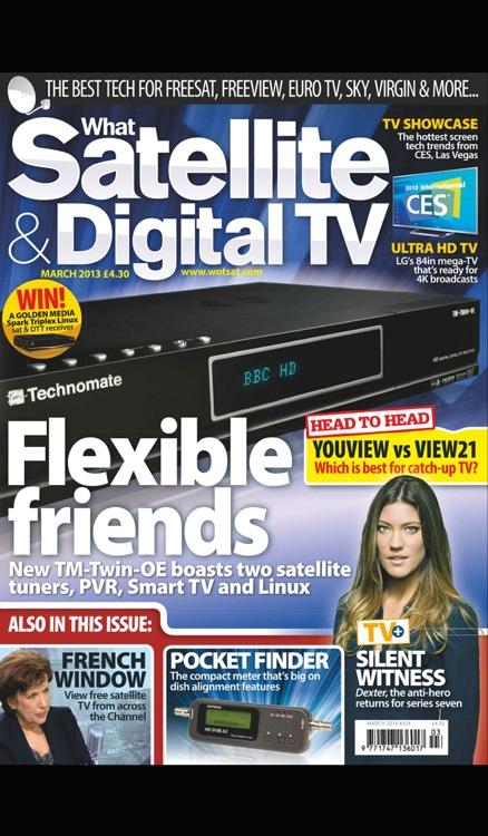 What Satellite & Digital TV