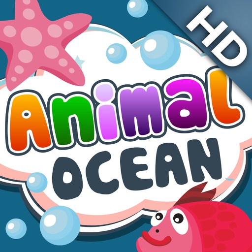 ABC Baby Ocean Adventure - 3 in 1 Game for Preschool Kids - Learn Names of Marine Animals icon