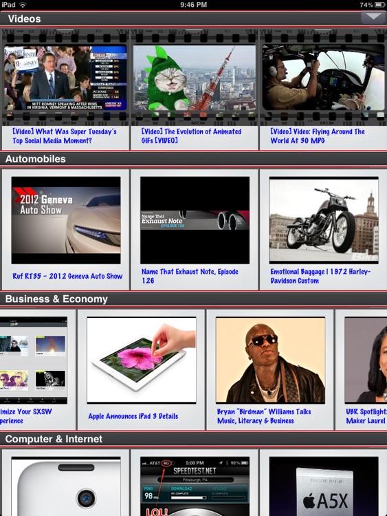 Mygazine Daily screenshot-4