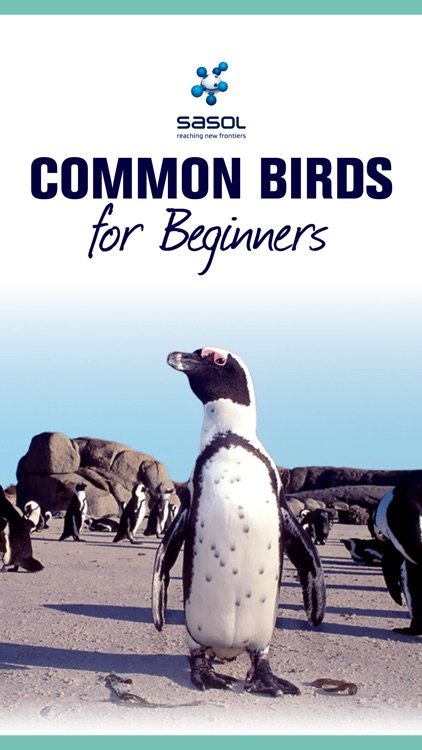 Sasol Common Birds for Beginners (Full): Quick facts, photos and videos of 46 common southern African birds screenshot-0