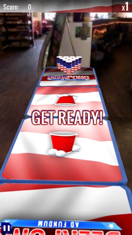 Beer Pong screenshot-4