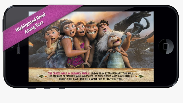 The Croods Movie Storybook Deluxe screenshot-3