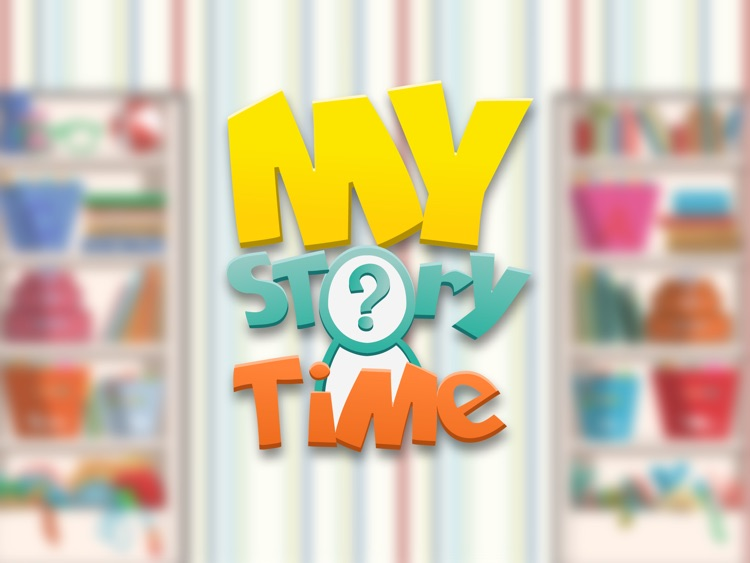 MyStoryTime - Personalized Story Books for Kids screenshot-0