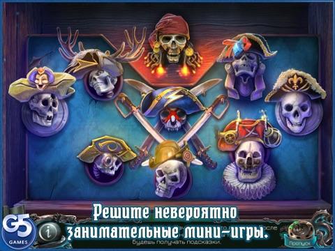 Скачать игру Кошмары из глубин: Дэви Джонс, Коллекционное издание HD (Полная версия)