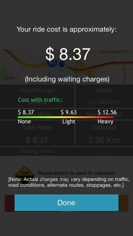 TaxoFare - Canada screenshot-3